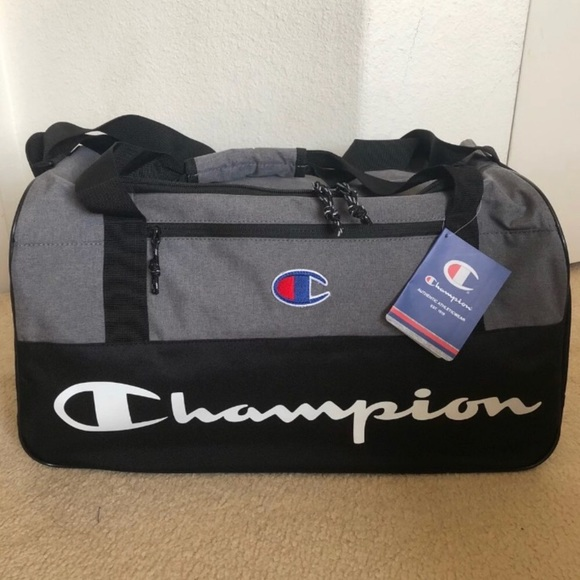 NWT Champion Medium Duffle Bag aa4cafe61f23c